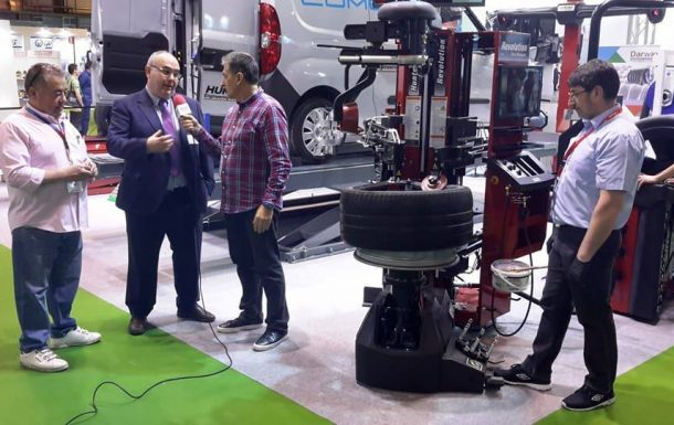 Salón Motortec Automechanika Madrid 2017