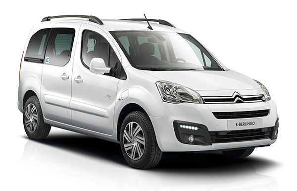 EL CITROËN E-BERLINGO MULTISPACE EN EL VEM 2017