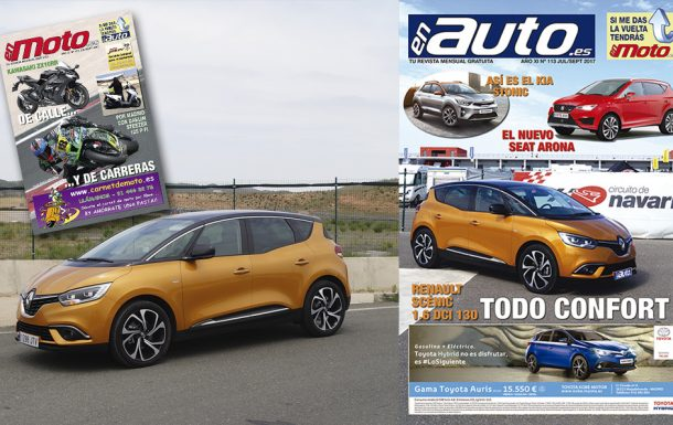 Disponible la revista En Auto del verano en pdf