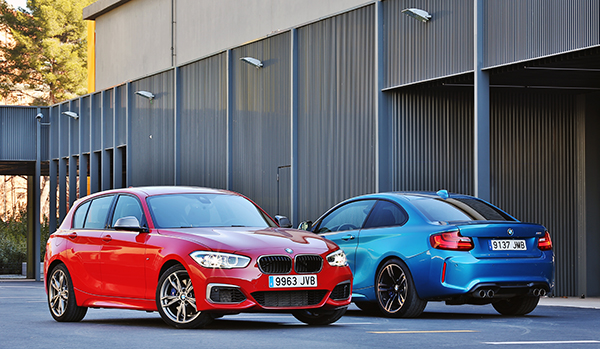 RÉCORD EN ESPAÑA DE BMW M Y M PERFORMANCE