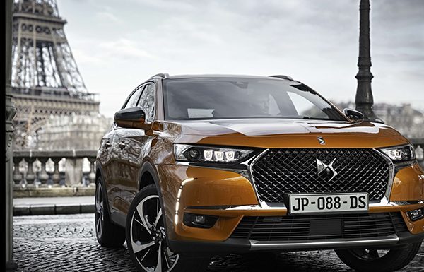 UNA SUSPENSIÓN QUE LEE LA CARRETERA Y SE ANTICIPA A ELLA EN EL DS 7 CROSSBACK
