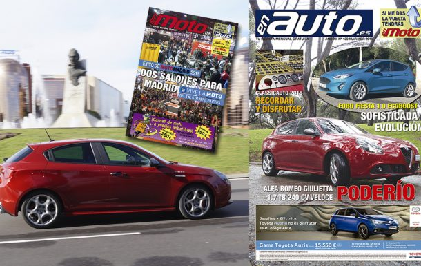 Disponible on-line la última revista de En Auto / En Moto