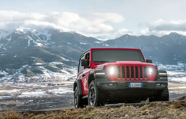 EL CAMP JEEP 2018 SE CELEBRARÁ EN EL RED BULL RING