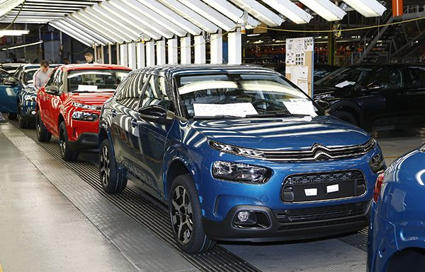 "NUEVA BERLINA CITROËN C4 CACTUS ""MADE IN SPAIN"""