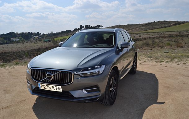 TOMA DE CONTACTO VOLVO XC60 D3 INSCRIPTION